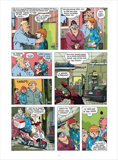 Page 8 Alexandre Pompidou tome 1 - lard moderne