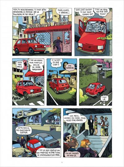 Page 9 Alexandre Pompidou tome 1 - lard moderne