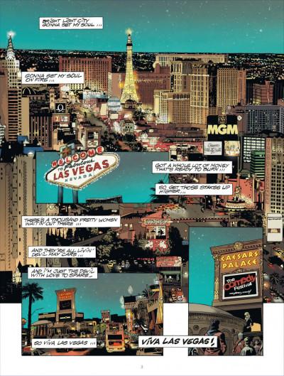 Page 2 poker tome 3 - viva las vegas