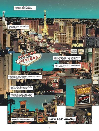 Page 3 poker tome 3 - viva las vegas