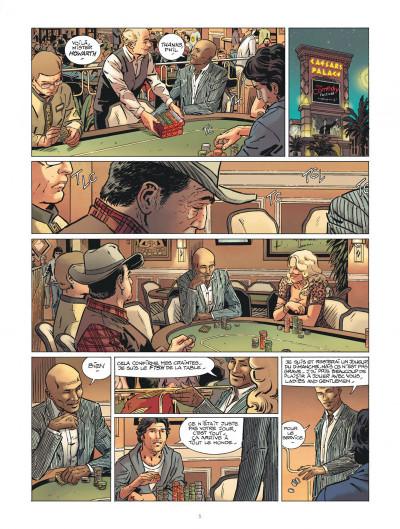 Page 5 poker tome 3 - viva las vegas
