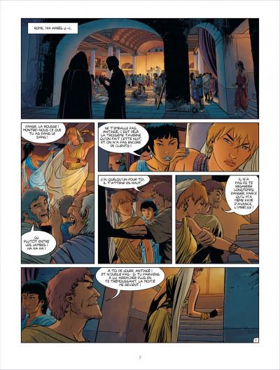 Page 3 Cassio tome 6