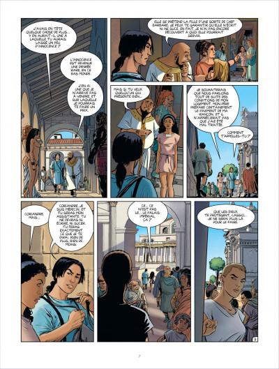Page 7 Cassio tome 6