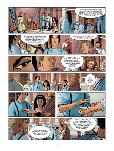 Page 9 Cassio tome 6