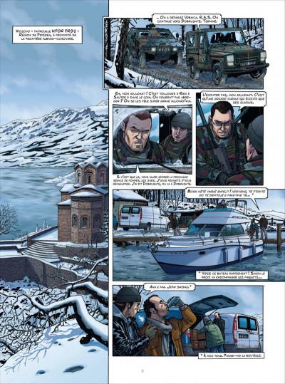 Page 3 Sisco tome 5 - kalachnikov diplomatie