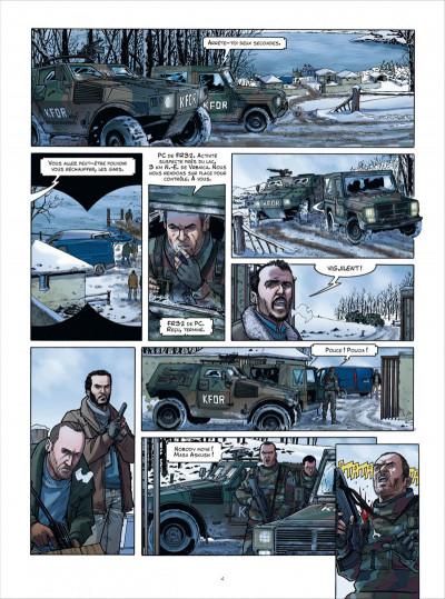 Page 4 Sisco tome 5 - kalachnikov diplomatie