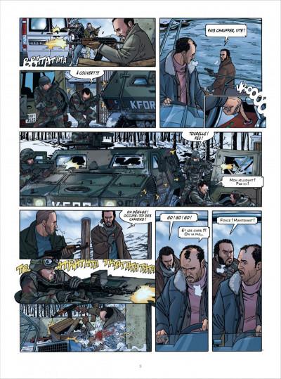 Page 5 Sisco tome 5 - kalachnikov diplomatie