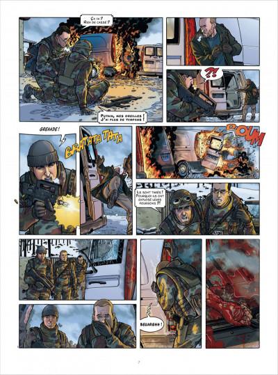 Page 7 Sisco tome 5 - kalachnikov diplomatie