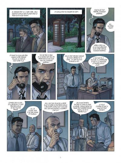 Page 5 sherman tome 6 - le pardon. jeannie