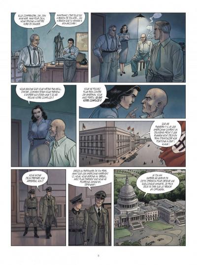 Page 8 sherman tome 6 - le pardon. jeannie
