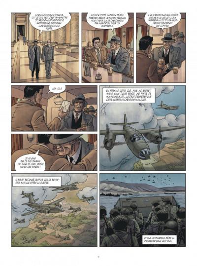 Page 9 sherman tome 6 - le pardon. jeannie