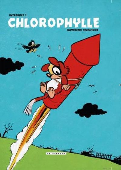 Couverture Chlorophylle - intégrale tome 1