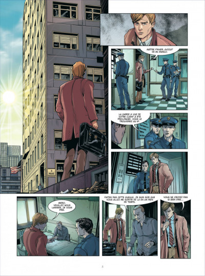Page 2 synchrone tome 2 - le bloc