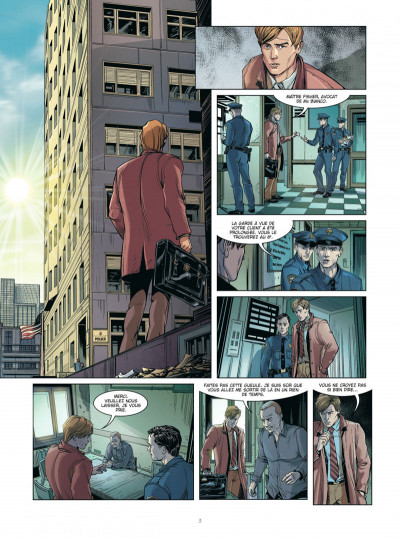 Page 3 synchrone tome 2 - le bloc