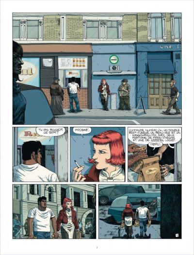 Page 2 au royaume des aveugles tome 1 - les invisibles