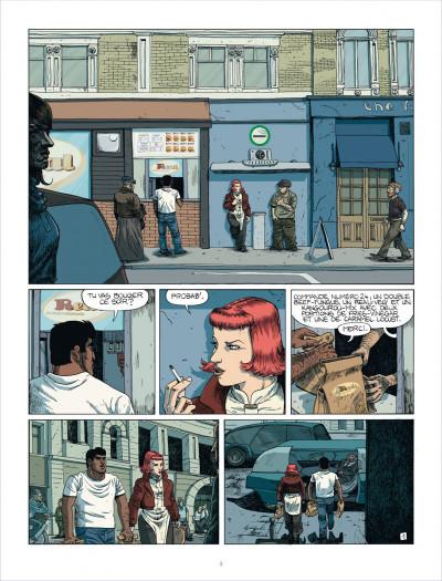 Page 3 au royaume des aveugles tome 1 - les invisibles