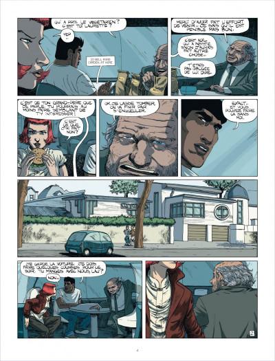 Page 4 au royaume des aveugles tome 1 - les invisibles