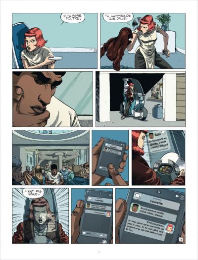 Page 7 au royaume des aveugles tome 1 - les invisibles