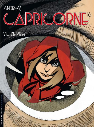 Couverture Capricorne tome 16