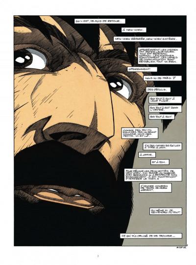 Page 3 Capricorne tome 16