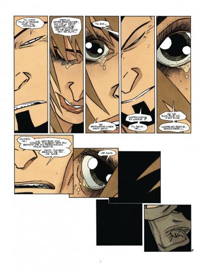 Page 7 Capricorne tome 16