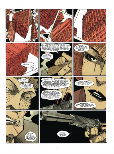 Page 8 Capricorne tome 16