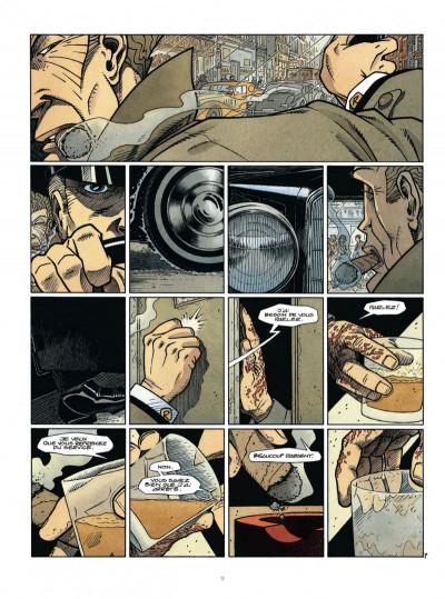 Page 9 Capricorne tome 16
