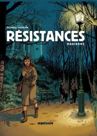 image de résistances tome 3 - Marianne