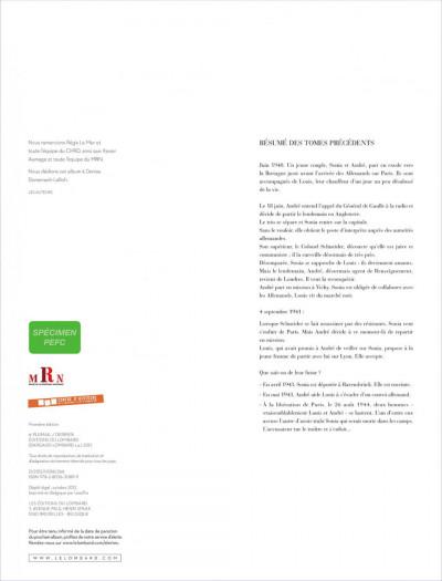 Page 1 résistances tome 3 - Marianne