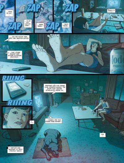 Page 3 harden tome 1 - sin piedad