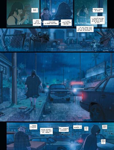 Page 4 harden tome 1 - sin piedad