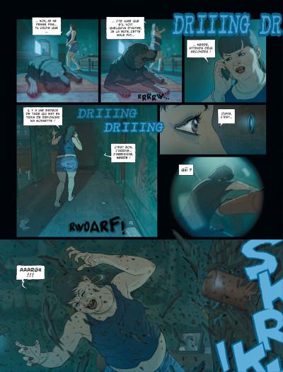 Page 5 harden tome 1 - sin piedad