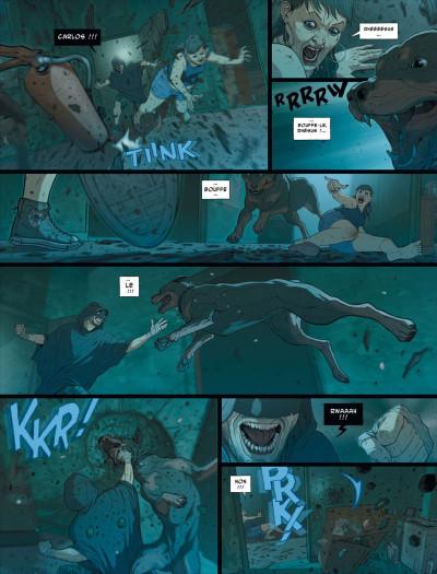 Page 6 harden tome 1 - sin piedad