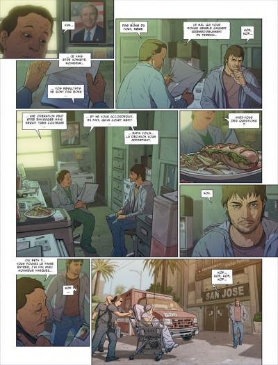 Page 8 harden tome 1 - sin piedad