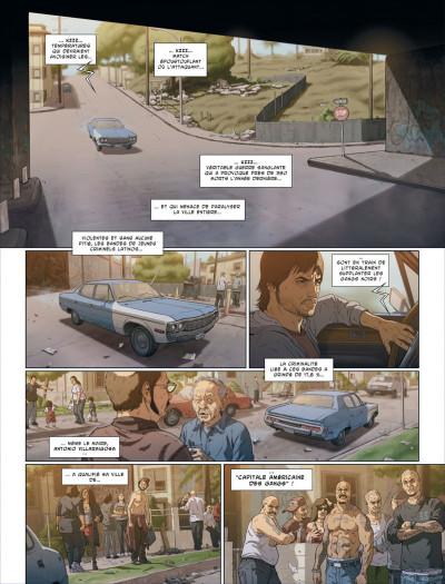 Page 9 harden tome 1 - sin piedad