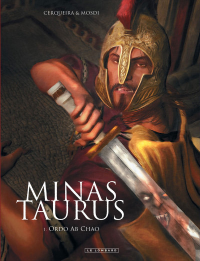 image de minas taurus tome 1 - ordo ab chao