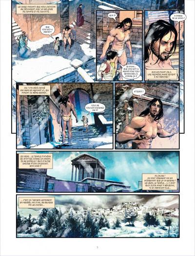 Page 5 minas taurus tome 1 - ordo ab chao