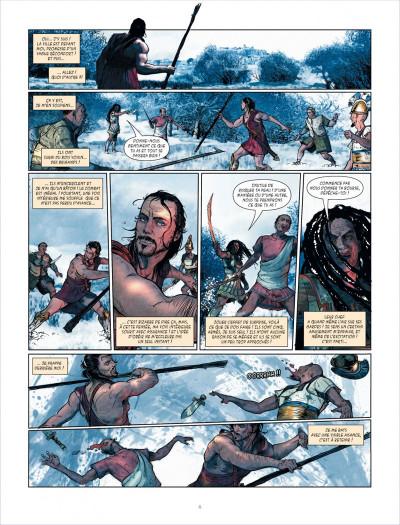 Page 6 minas taurus tome 1 - ordo ab chao