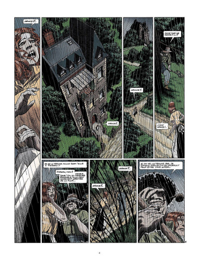 Page 3 Rork tome 0 - les fantômes