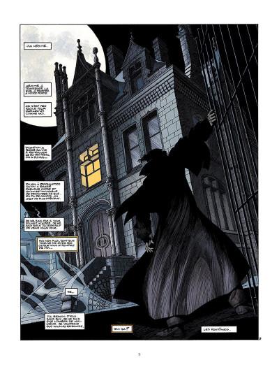 Page 4 Rork tome 0 - les fantômes
