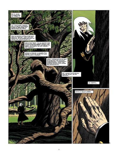 Page 5 Rork tome 0 - les fantômes