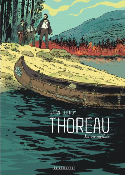 image de Thoreau ; la vie sublime