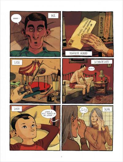 Page 2 les petites gens tome 1