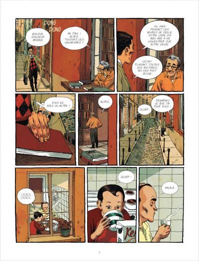 Page 5 les petites gens tome 1
