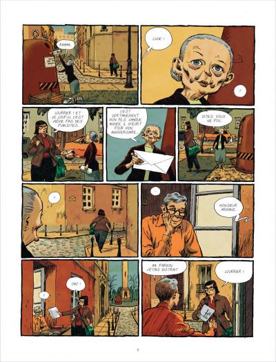 Page 8 les petites gens tome 1