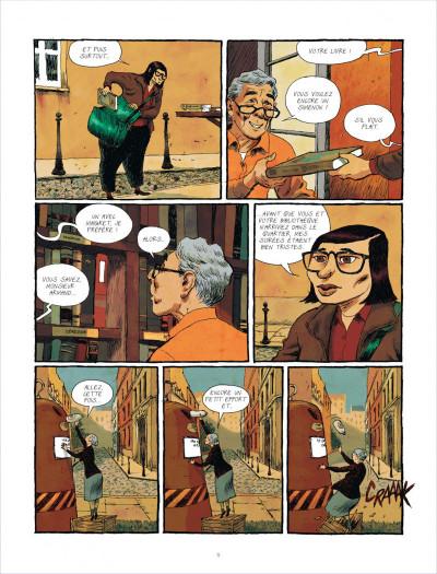 Page 9 les petites gens tome 1