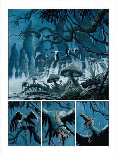 Page 2 Les mondes de Thorgal - Louve tome 2