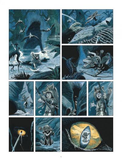 Page 5 Les mondes de Thorgal - Louve tome 2
