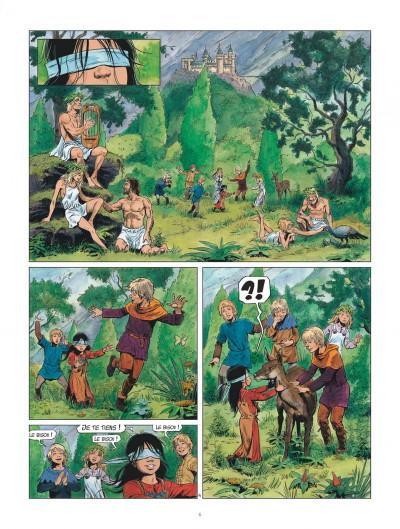 Page 6 Les mondes de Thorgal - Louve tome 2
