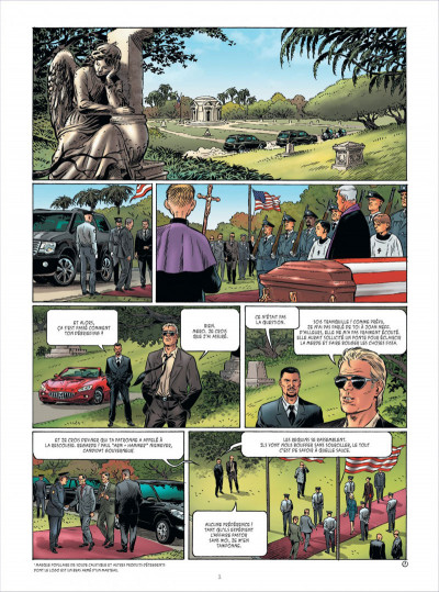 Page 3 narcos tome 3 - Mexico'n carne